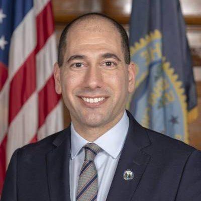 Councilor David A. Salvatore