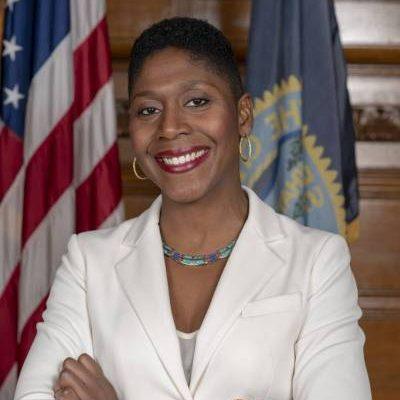Councilwoman Nirva LaFortune