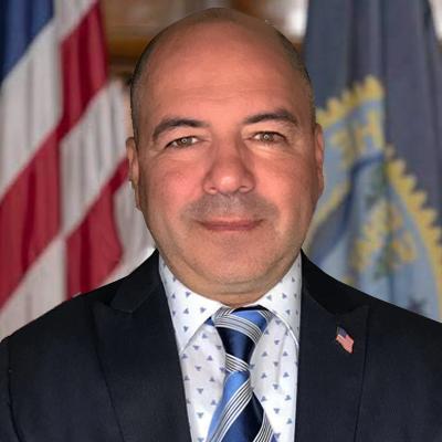 Councilman Oscar Vargas